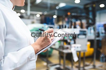 quality control process ots